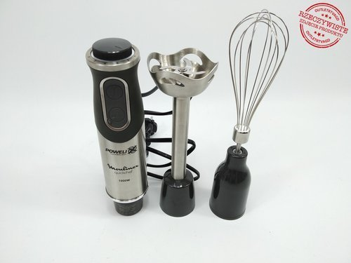 Blender ręczny MOULINEX DD655 Quickchef 3in1