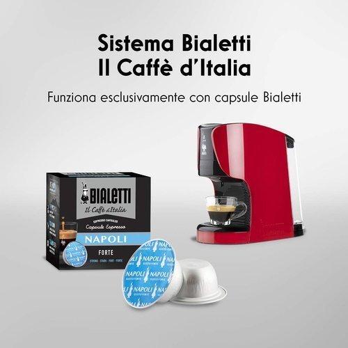 Ekspres na kapsułki BIALETTI Opera CF45