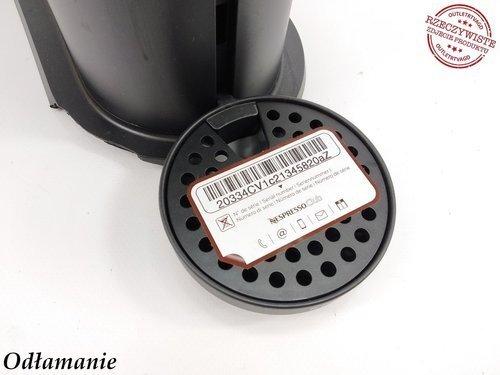 Ekspres na kapsułki NESPRESSO Krups Vertuo XN910