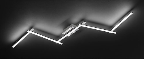 Lampa sufitowa LED WOFI CLAY 9163.05.01.0000