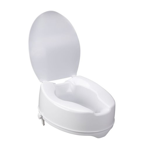 Nasadka toaletowa z klapą DRIVE MEDICAL 12067 DeVilbiss