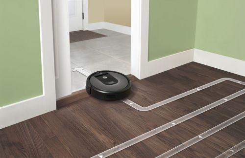 Odkurzacz  automatyczny/ Robot sprzątający   IROBOT Roomba 960