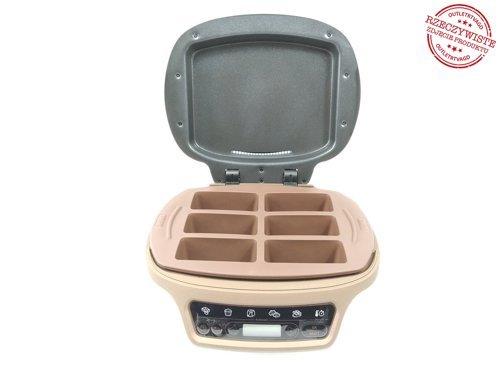 Urządzenie do wypieków TEFAL CAKE FACTORY KD802112