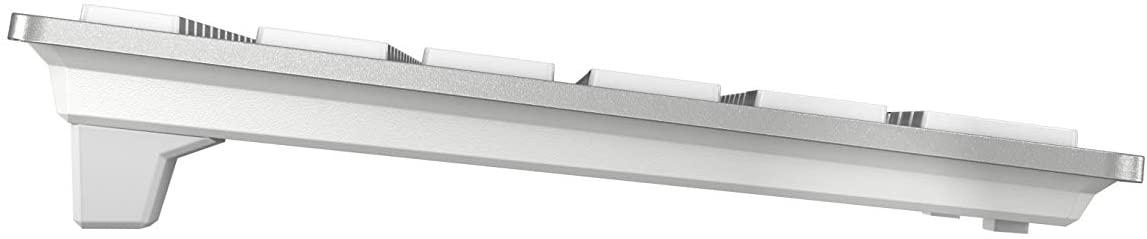 Zestaw klawiatura i mysz CHERRY DW 9000 SLIM White
