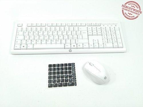 Zestaw klawiatura i mysz HP C2710 Combo