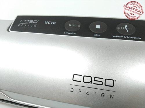 Zgrzewarka próżniowa CASO VC10 1340